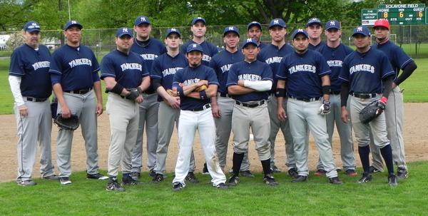 Portland Yankees Baseball Club, Baseball Portland, Adult ...