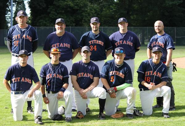 Portland Titans baseball club, Northwest Independent ...