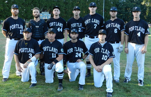 Portland Athletics Baseball Club, Northwest Independent ...