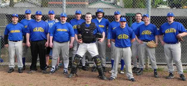 Portland Highlanders Baseball Club, Northwest Independent ...