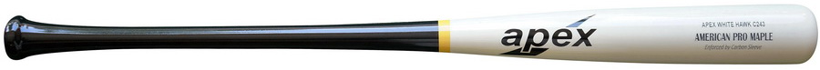 Apex High Performance Pro Maple all Wood Bat