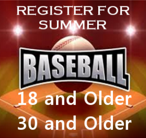 signup for our next baseball season tell your friends there is baseball for 18 and older and 30 and older teams Portland and Vancouver